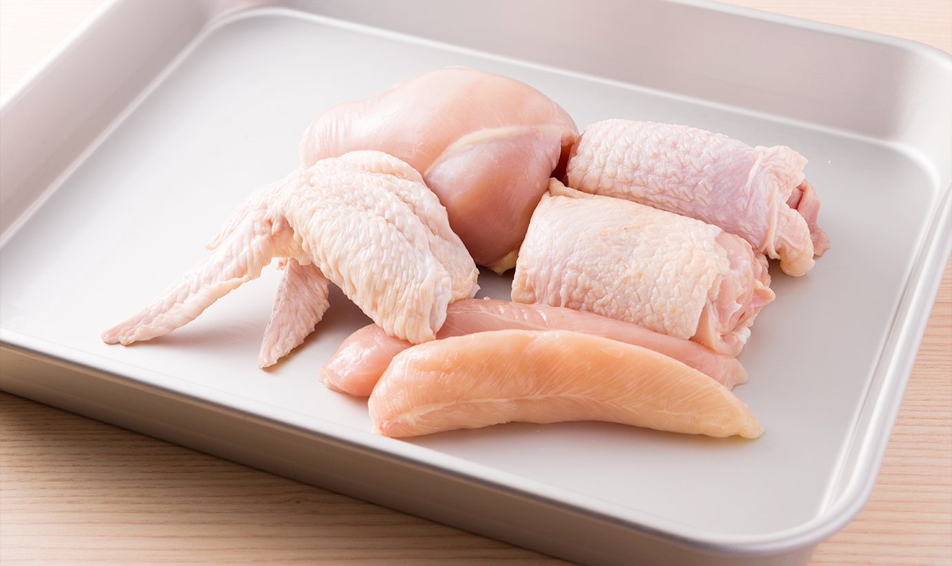 コクと旨味のバランスが絶妙の赤鶏