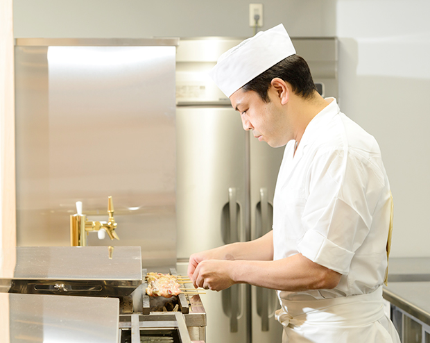 鶏肉を知り尽くした職人が手掛ける 新しい鶏料理の世界